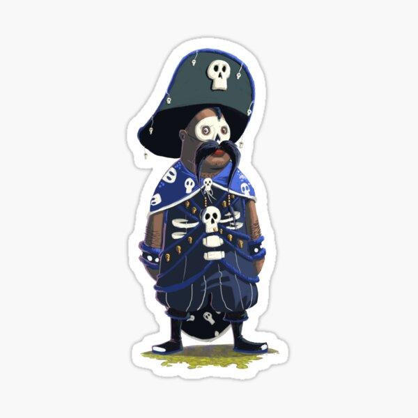 I Am The Midnight Robber (Dad)  Sticker