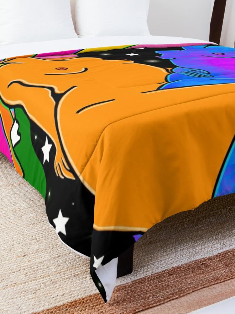 Alternate view of Embody Love Comforter