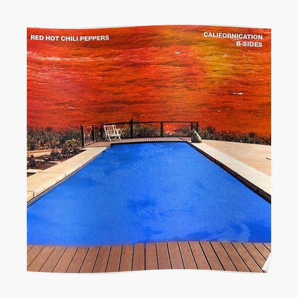 "Cover Album Cool ""CALIFORNIA"" Art. Poster"