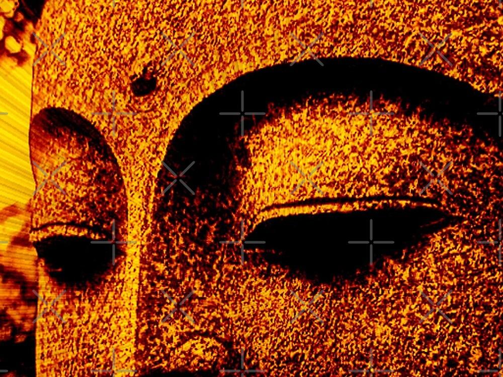 BUDDHA GOLD by webgrrl