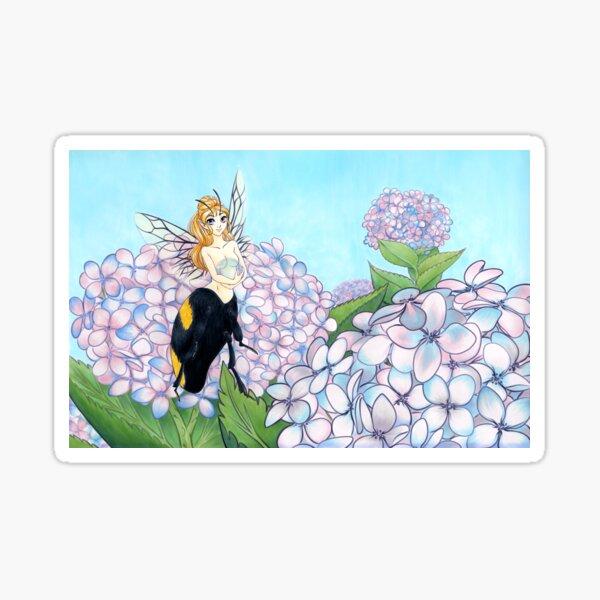 Bubble Bee Queen Sticker