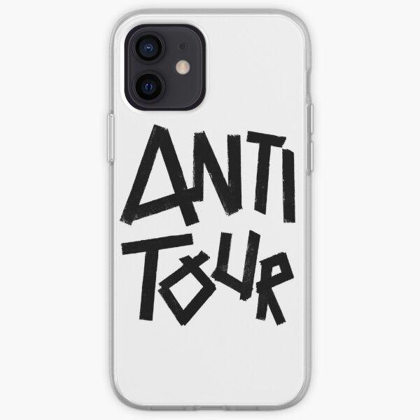Kylie Minogue - Anti Tour (black text) iPhone Soft Case