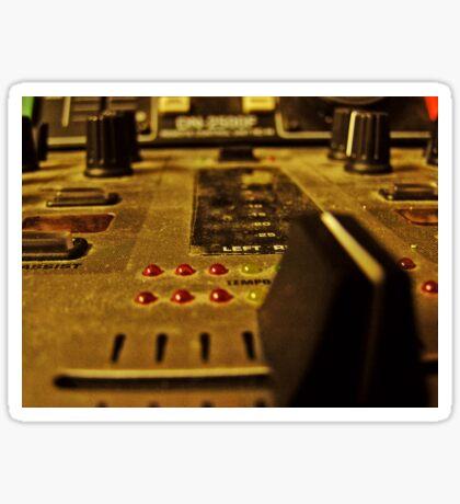 MUSICMIX Sticker