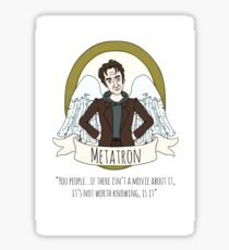 Metatron Sticker