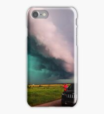 Blue Green Beast Supercell iPhone Case/Skin