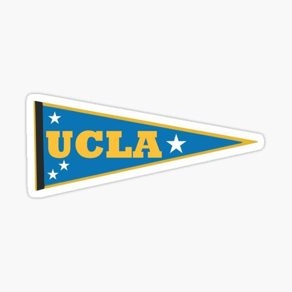 UCLA Flag Sticker