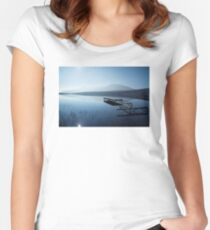 Blue Lake Women's Fitted Scoop T-Shirt