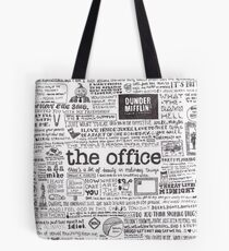 A Visual Representation of the Office Tote Bag