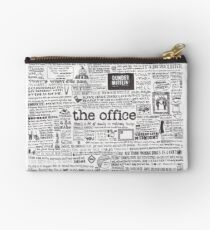 A Visual Representation of the Office Studio Pouch