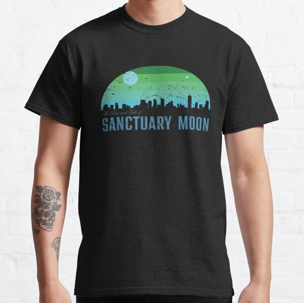 The Rise and Fall of Sanctuary Moon Classic T-Shirt