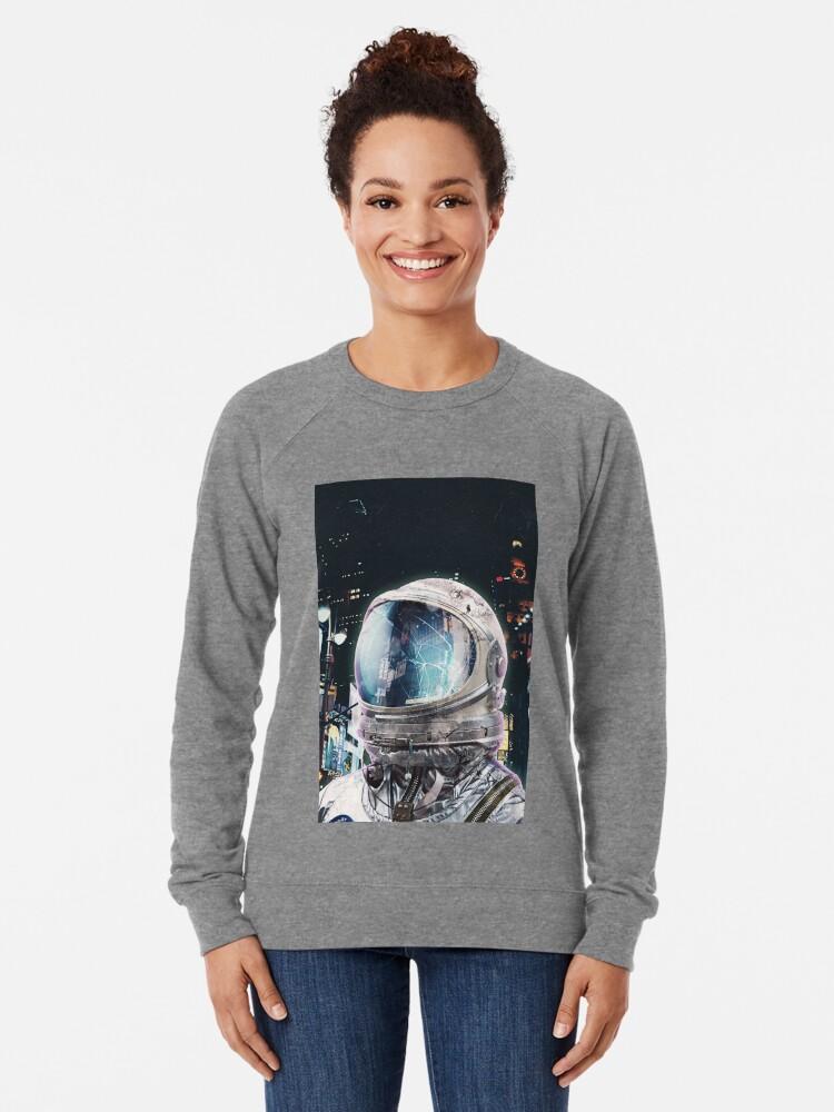 Alternate view of Night Life Lightweight Sweatshirt