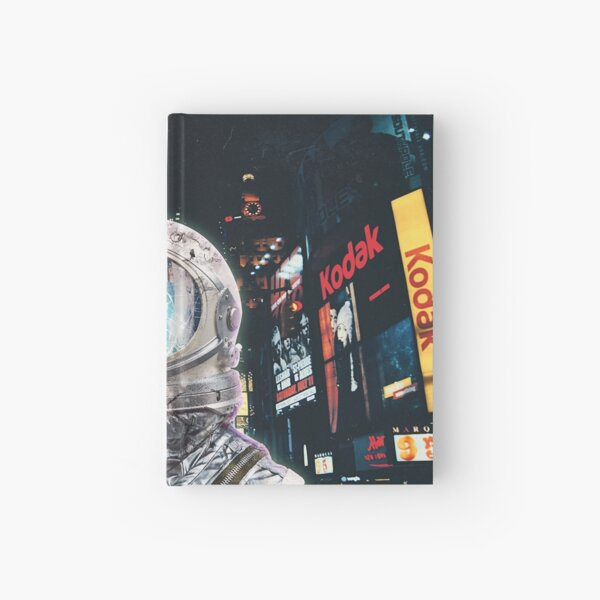 Night Life Hardcover Journal