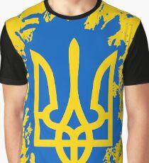 Ukraine Graphic T-Shirt