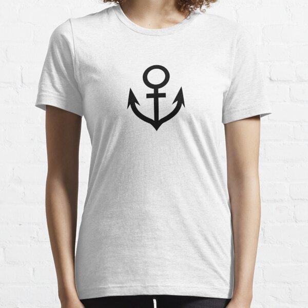 Jojo - Soft & Wet Anchor (Variant 2, White) Essential T-Shirt