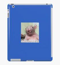 Hello Rato iPad Case/Skin