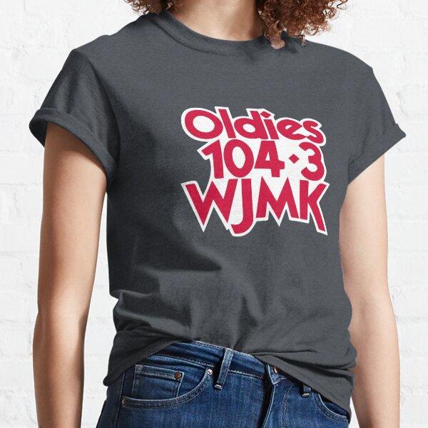 Magic Oldies 104.3 WJMK Classic T-Shirt