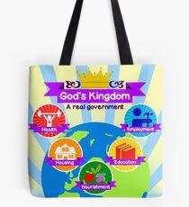 Bolsa de tela El Reino de Dios