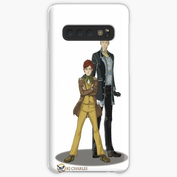 Stephen and Crane by Mila May Samsung Galaxy Snap Case