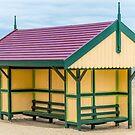 Victoriana Beach Hut by Adam Calaitzis