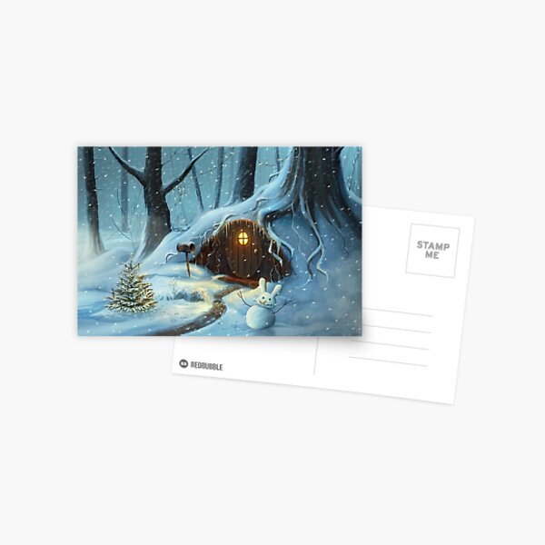 The Carrot Tree Postcard
