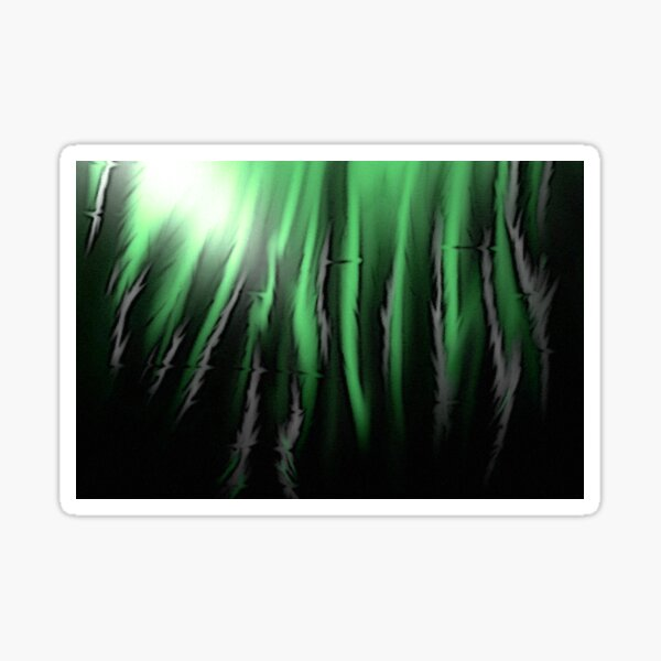 greenspirits Sticker