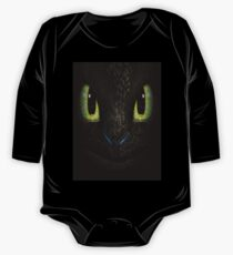 Big Toothless From How To Train Your Dragon One Piece - Long Sleeve