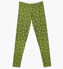 Sayagata 9 Green Leggings