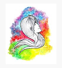 Colorful Mind Photographic Print