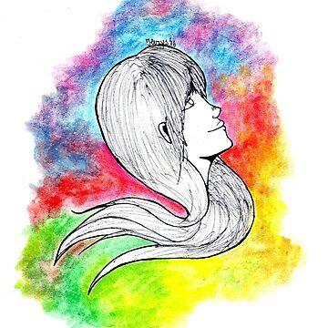 Colorful Mind by ilerys