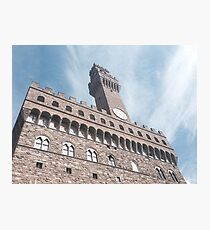 Florencia architecture Photographic Print