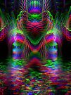 PSYCHEDELIC HEARTS by webgrrl