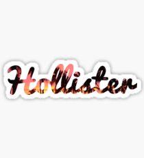hollister Sticker