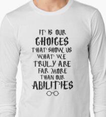 Dumbledore quote T-Shirt