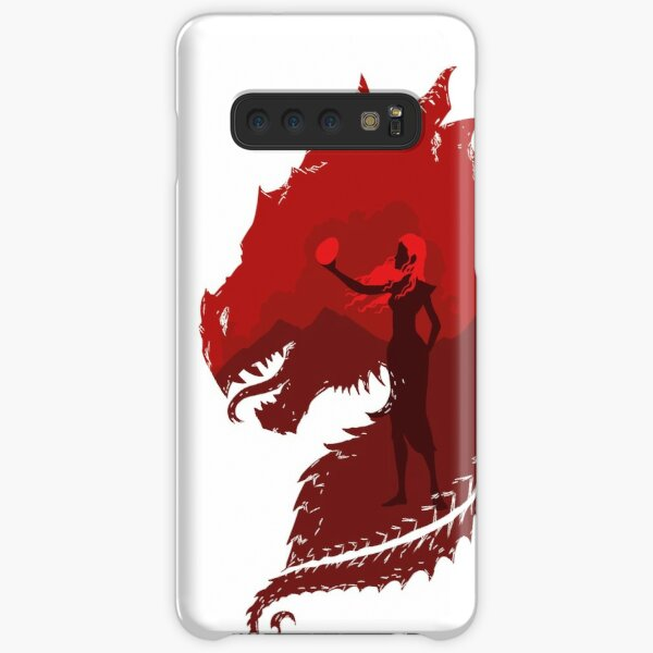 Mother of Dragons (Light) Samsung Galaxy Snap Case