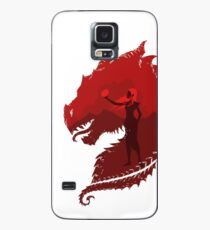 Mother of Dragons (Light) Case/Skin for Samsung Galaxy