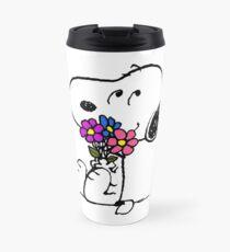 Snoopy Springtime Travel Mug