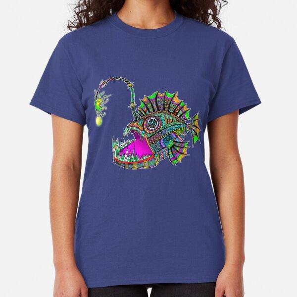 Electric Angler Fish Classic T-Shirt