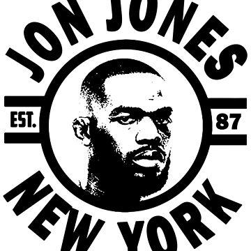 Jon Jones by FightZoneUltra