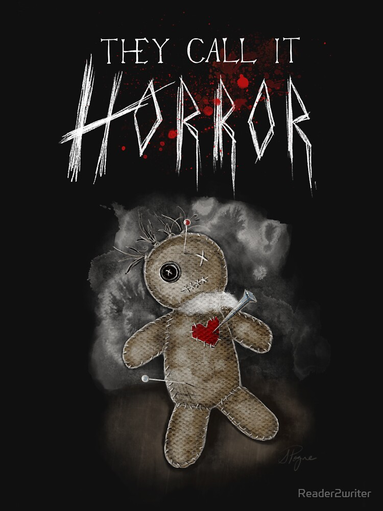 They Call It Horror - Voodoo Doll  by Reader2writer