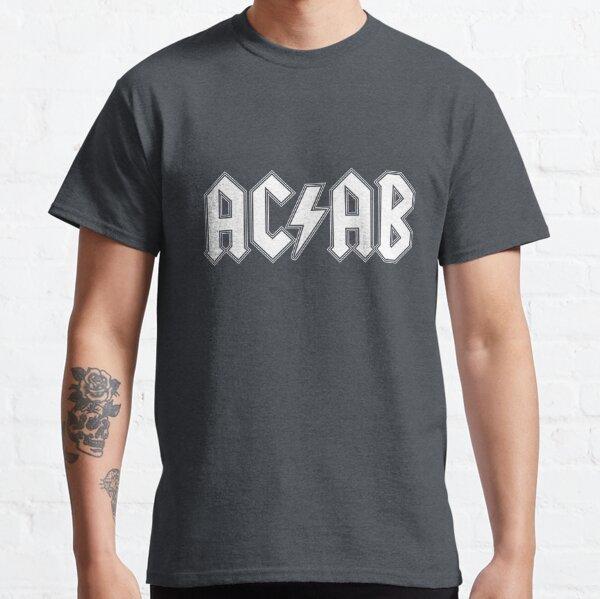 ACAB # 1 T-shirt classique