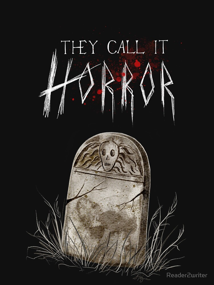 They Call It Horror - Grave by Reader2writer