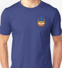 Blue Jays No Fear Lion Emoji T-Shirt