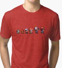 Pokemon evolution Tri-blend T-Shirt