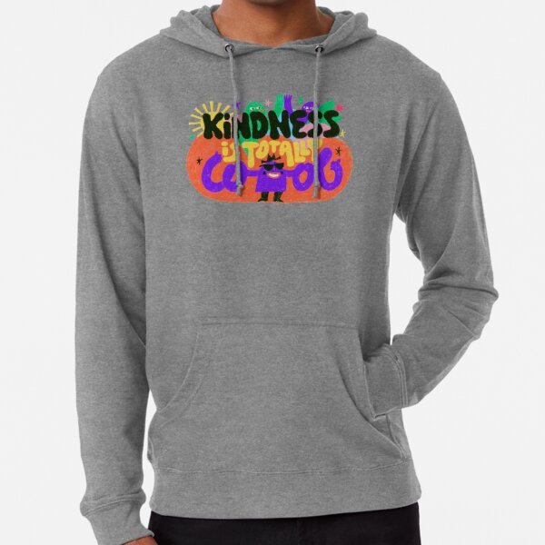 Kindness is totally cool Lightweight Hoodie