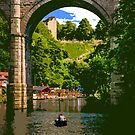 Knaresborough, boating by Dave Milnes