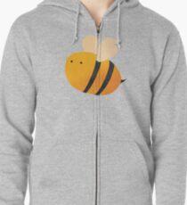 Bee Zipped Hoodie