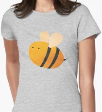 Bee Women's Fitted T-Shirt