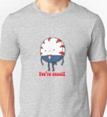 Peppermint butler Unisex T-Shirt