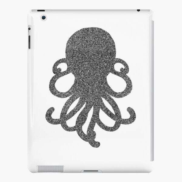 Silver Glitterpus iPad Snap Case