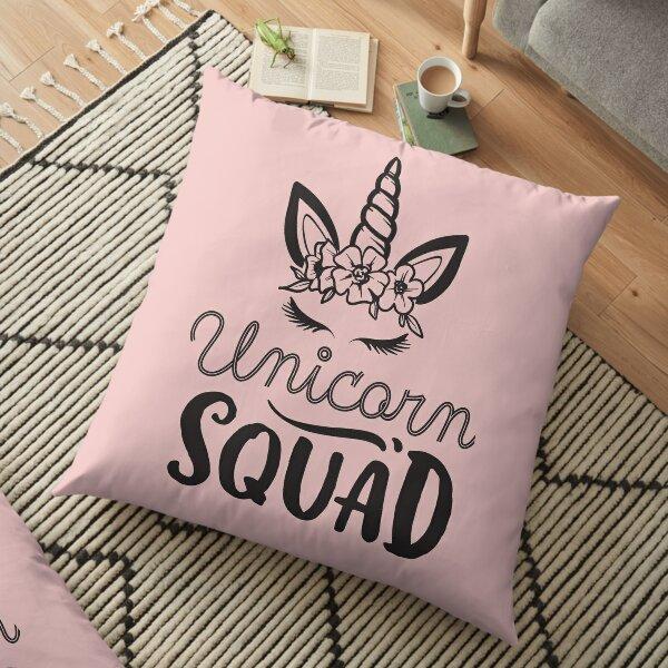 Copy of Unicorn Squad Floor Pillow